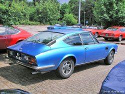 Fiat Dino Blue