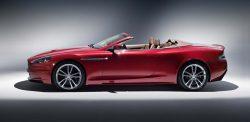 Aston Martin DBS Volante 2009- 2012