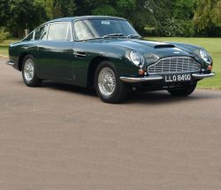 Aston Martin DB6 1965-1970 …..1788 built