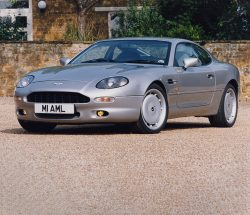 DB7 – Aston Martin 1994 -1999 …..2461 built