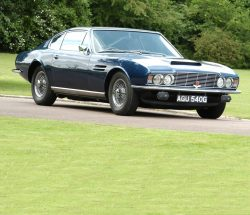 DBS  – Aston Martin  1967-72…1193 built