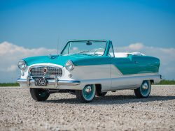 1961 AMC Metropolitan 1500 Convertible | Hershey 2017 | RM Sotheby's Without reserve