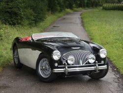 1955 Austin-Healey 100-4 Le Mans-Conversion | London 2017 | RM Sotheby's £65,000 – £ ...