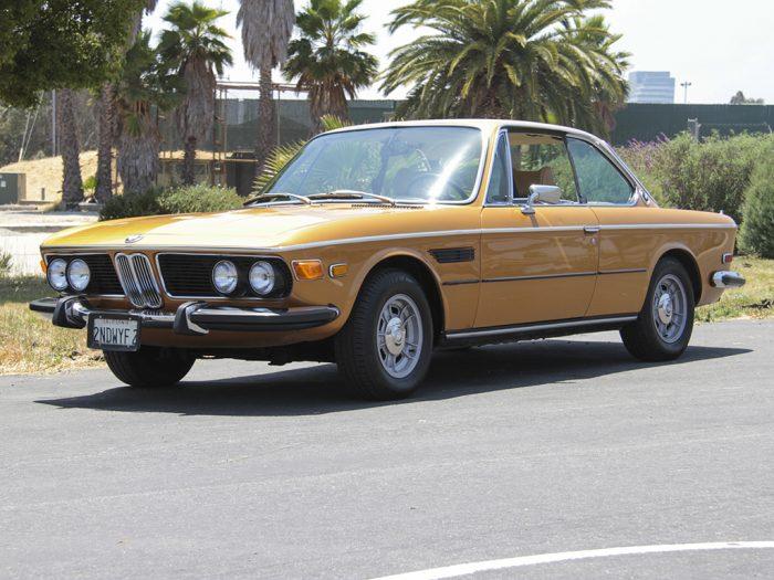 1973 BMW 3.0 CS | Santa Monica 2017 | RM Sotheby's $30,800