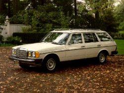 1983 Mercedes 300TD