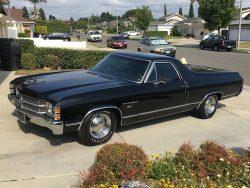 1971 Chevrolet El Camino | Santa Monica 2017 | RM Sotheby's Sold for $14850