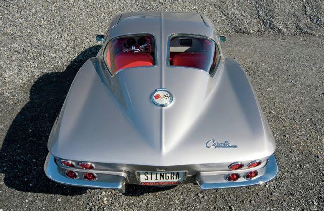1963 Chevrolet Corvette Stingray coupe