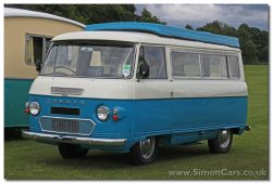 1970 Commer PB Autosleeper