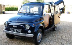 Fiat – 500 – 1973 Fiat 500 Giardiniera Estate (ref 737)
