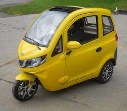 Z Electric Vehicle Corporation