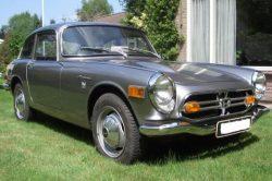 1965 Honda S600 coupe