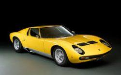 1972 Lamborghini Muira SV