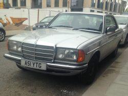 1984 Mercedes 280CE