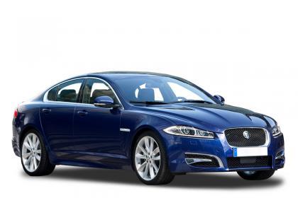 2015 Jaguar XF saloon