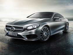 2017 Mercedes S-Class coupe