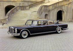 1965 Mercedes 600 Pullman landau