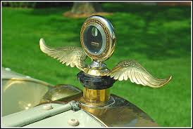 1920's Boyce Motometer temperature gauge. My dad had one of these on his 1927 Citroen B12  ...