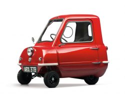 1964 Peel P50 | The Bruce Weiner Microcar Museum 2013 | RM Sotheby's Sold for $120,750