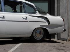 1960 Tatra 603 | Santa Monica 2017 | RM Sotheby's