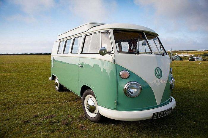 1967 Volkswagon camper van