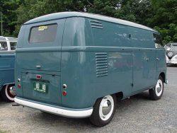 1954 Volkswagon panel van