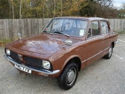 Triumph Toledo 1300. Even by the standards of the day, it was a bit slow, but like all the trium ...