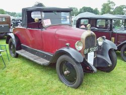 Bought by my Grandfather in 1931. A 1927 Citroen 12 24. Family owned for over eighty years and l ...