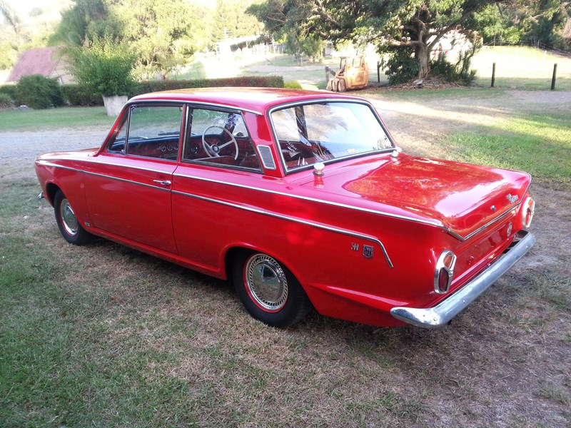 1965 (Australia only) Ford Cortina MK 1 GT500