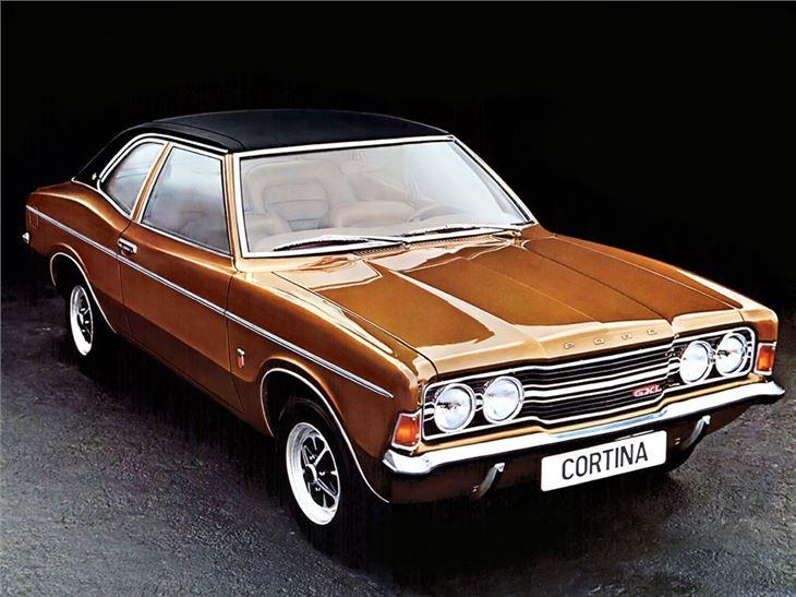 1974 Ford Cortina MK 3 GXL