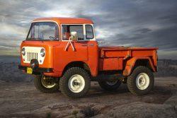 196? Jeep FC 150 concept