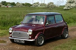 Wife's. A fun little car back in the day but I wouldn't fancy one now.