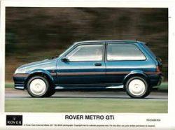 Rover Metro GTI 16V