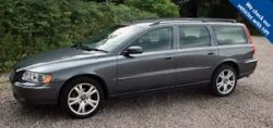 Volvo V70. Had two of these, one petrol, one diesel. D5 engine is superb.