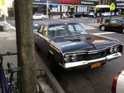 1964 Dodge Coronet. Another original, unrestored example of a 60's classic.