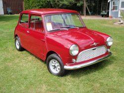 1961 Morris Mini-Minor -The Morris Minor Forum