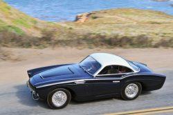 1954 Pegaso Z102 B Saoutchik Coupe Pebble Beach Tour d'Elegance 2012 – Photo Gallery
