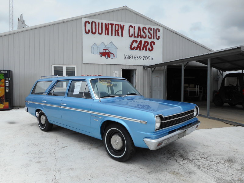 1969 Rambler 440 Wagon For Sale in Staunton, Illinois | Old Car O ...