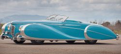 1949 Delahaye Type 175 Roadster was one of just 51 made, and was owned by Diana Dors