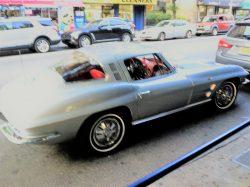1964 Chevrolet Corvette Stingray, 187th st., NY, NY.
