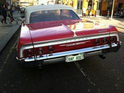 1964 Chevy Impala SS convertible
