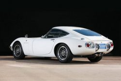 Rare 1968 Toyota 2000 GT for Sale in Japan