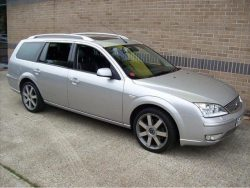 Ford Mondeo Ghia Estate 2006