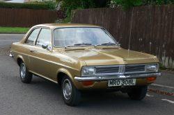 Vauxhall Viva 1973