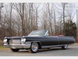 1963 Cadillac Eldorado Biarritz Convertible