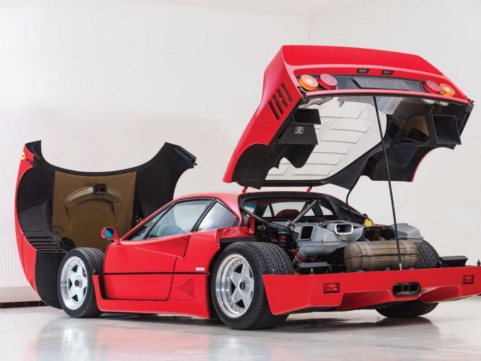 1992 Ferrari F40 Totallycarsub