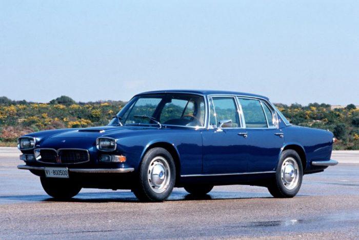 1965 Series 1 Maserati Quattroporte   TotallyCARS.club