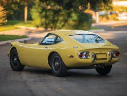 RM Sotheby's – 1967 Toyota 2000GT | Arizona 2018