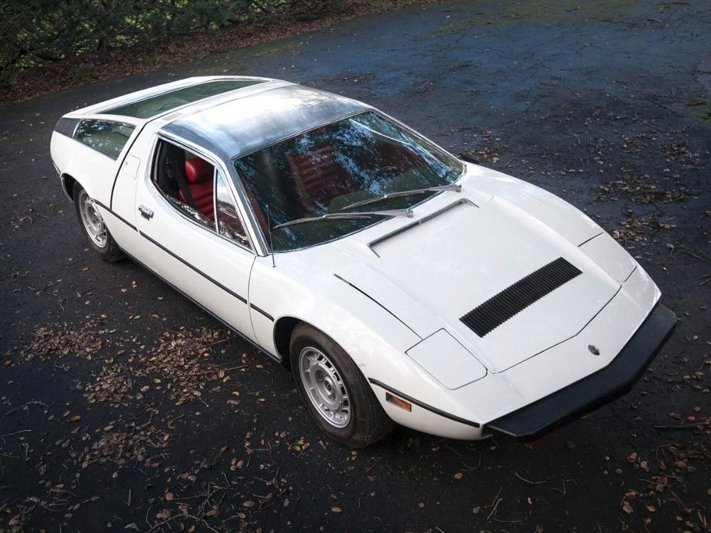 1977 Maserati Bora 4.9   TotallyCARS.club