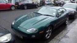 1997 Jaguar XKR coupe