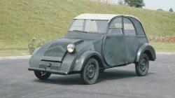 1936 Citroen 2CV TPV